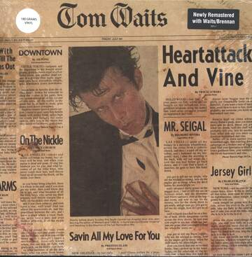 Tom Waits: Heartattack And Vine
