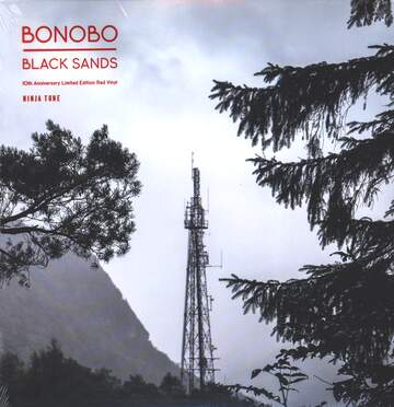 Bonobo: Black Sands