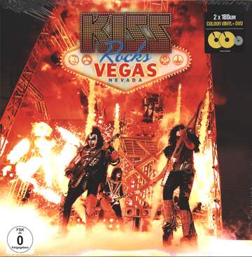 Kiss: Kiss Rocks Vegas