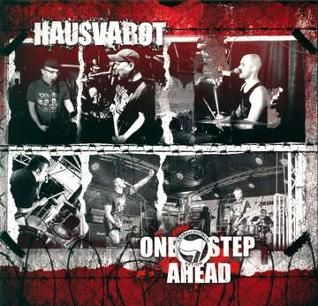 Hausvabot / One Step Ahead: Split EP