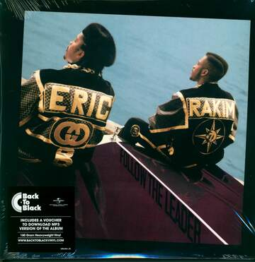 Eric B & Rakim: Follow The Leader