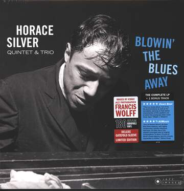 The Horace Silver Quintet / The Horace Silver Trio: Blowin' The Blues Away