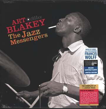 Art Blakey & The Jazz Messengers: The Jazz Messengers