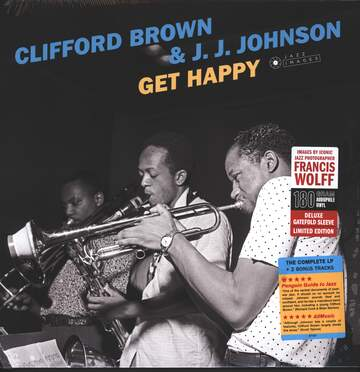 Clifford Brown / J.J. Johnson: Get Happy