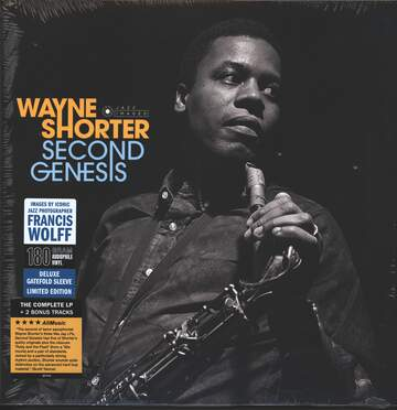 Wayne Shorter: Second Genesis