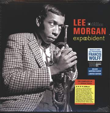Lee Morgan: Expoobident