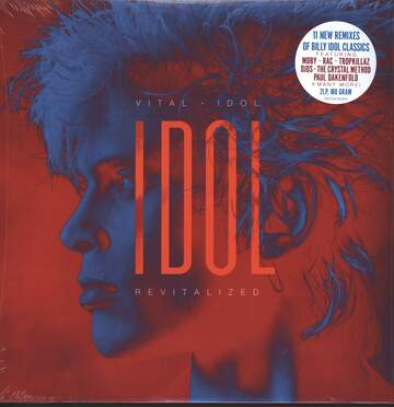Billy Idol: Vital Idol:Revitalized