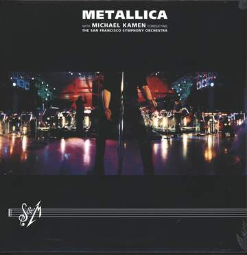 Metallica / Michael Kamen / The San Francisco Symphony Orchestra: S & M