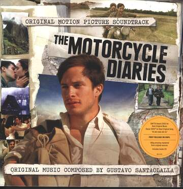 Gustavo Santaolalla: The Motorcycle Diaries