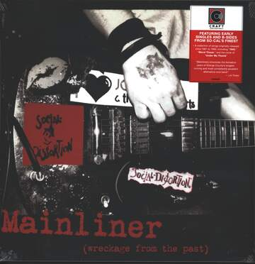 Social Distortion: Mainliner (Wreckage From The Past)