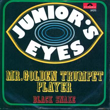 Junior's Eyes: Mr. Golden Trumpet Player