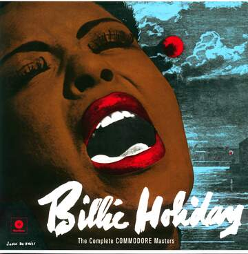 Billie Holiday: The Complete Commodore Masters