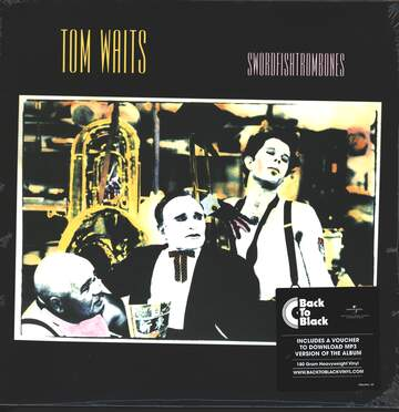 Tom Waits: Swordfishtrombones