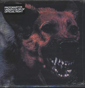 Protomartyr: Under Color Of Official Right
