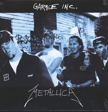 Metallica: Garage Inc.