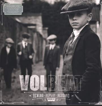 Volbeat: Rewind • Replay • Rebound