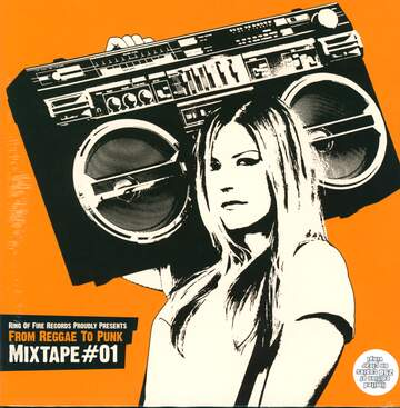 Various: From Reggae To Punk Mixtape #01