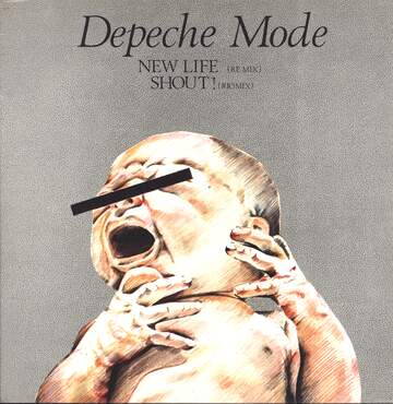 Depeche Mode: New Life (Re Mix) / Shout! (Rio Mix)