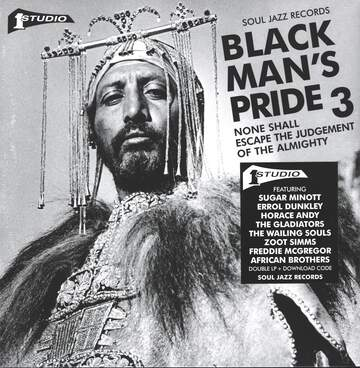 Various: Black Man's Pride 3 (None Shall Escape The Judgement Of The Almighty)