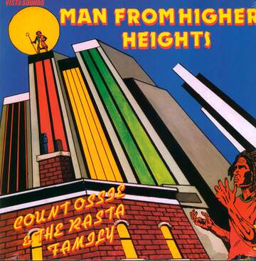 Count Ossie: Man From Higher Heights