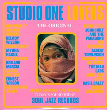 Various: Studio One Lovers