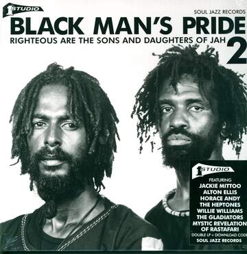 Various: Black Man's Pride 2 (Righteous Are The Sons And Daughters Of Jah)