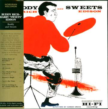 Buddy Rich / Harry Edison: Buddy And Sweets Edison