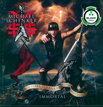 Michael Schenker Group: Immortal