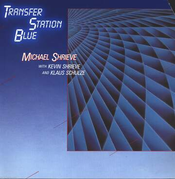 Klaus Schulze / Michael Shrieve / Kevin Shrieve: Transfer Station Blue