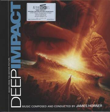 James Horner: Deep Impact (Music From The Motion Picture)