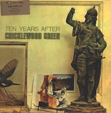 Ten Years After: Cricklewood Green