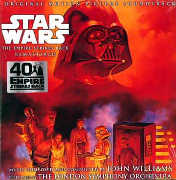 John Williams / The London Symphony Orchestra: Star Wars: The Empire Strikes Back (Original Motion Picture Soundtrack)