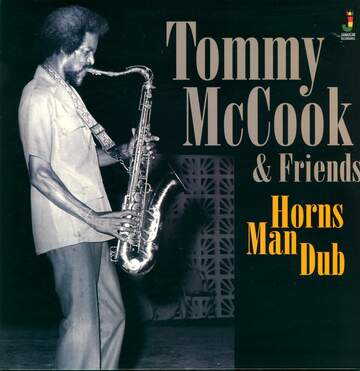 Tommy McCook / Various: Horns Man Dub
