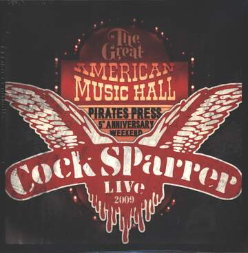 Cock Sparrer: Live - Back In San Francisco 2009
