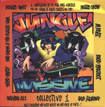 Various: Jungle Massive Collective 1