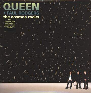 Queen / Paul Rodgers: The Cosmos Rocks