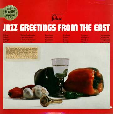 Various: Jazz Greetings From The East