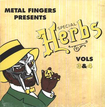 Mf Doom / Metal Fingers: Special Herbs Vols 3&4