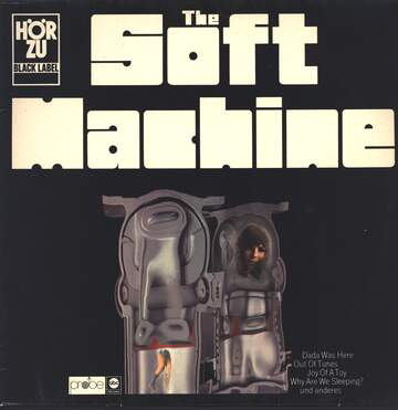 Soft Machine: The Soft Machine