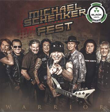 MICHAEL SCHENKER FEST: Warrior