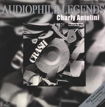 Charly Antolini: Crash
