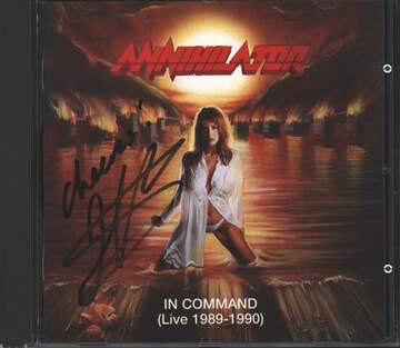 Annihilator: In Command (Live 1989-1990)