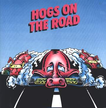 The Groundhogs: Hogs On The Road
