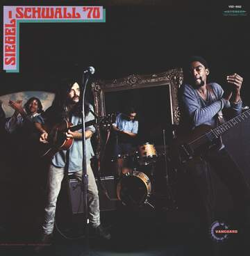 The Siegel-Schwall Band: Siegel - Schwall '70