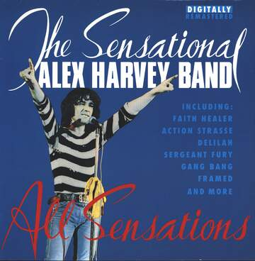 The Sensational Alex Harvey Band: All Sensations