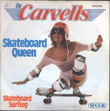 The Carvells: Skateboard Queen