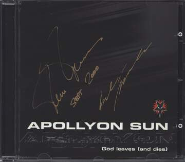 Apollyon Sun: God Leaves (And Dies)