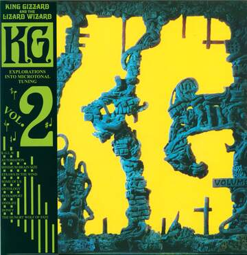King Gizzard And The Lizard Wizard: K.G. (Explorations Into Microtonal Tuning Volume 2)