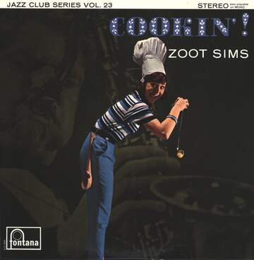 Zoot Sims: Cookin'!
