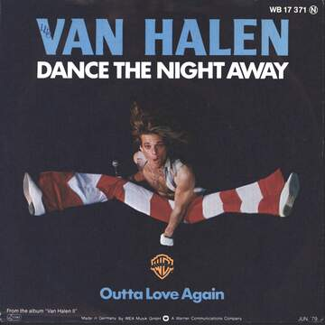 Van Halen: Dance The Night Away